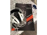 Steelseries PC Gaming Headset - White
