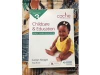 Cache Level 3 Childcare and Education Early Years Educator Book