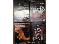 Horror Bundle - zombie/tooth fairy/devil/apocalyptic dvds