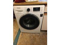 Samsung washing machine just under 2 years old