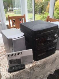 Philips mini HiFi system