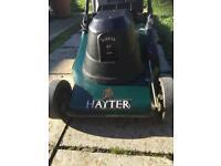HAYTER 'HARRIER' LAWNMOWER