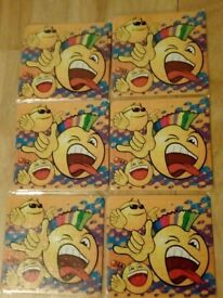 6 x jigsaw puzzles for party packs or prizes