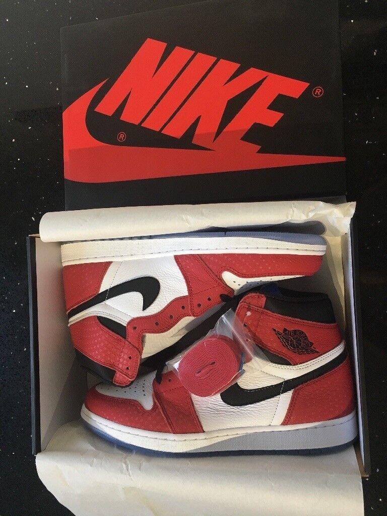 e175a326731 Nike Air Jordan 1 Origin Story - UK 11