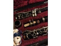 Yamaha clarinet ycl26 vgc