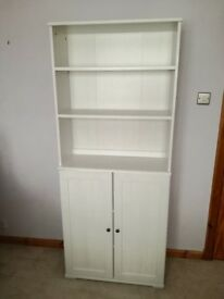 IKEA wood effect bookcase