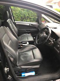 Vauxhall zafira elite 1.7