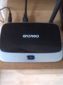 CS918 Android Tv Box.