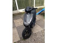 Scooter Pugeout kisbee RS 50cc