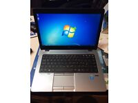 "hp elitebook 840 core i7-4600u @ 2.70ghz (500gb,16gb) 14"" screen with cam 4th generation"