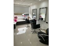 Chair to rent within salon
