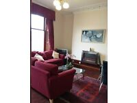 2 Double Bedroom furnished flat to rent, City Centre, Union Street, AB10 Aberdeen. Avail15July 16