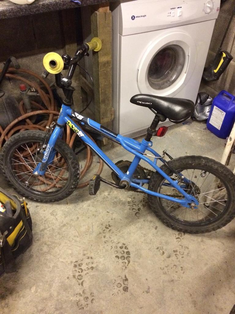 Free Child's bike age 6-8