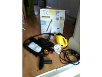 Karcher SC1 Steam Cleaner with Floor Kit (only used once)