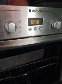 Hotpoint single built in oven