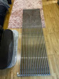 Chrome Radiator 200cm by 60cm