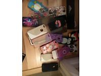 Big bundle iPhone 5/5s/se cases