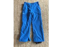 Quiksilver SnowBoard Trousers (QuikTech Utility Collection) ( Size Medium)