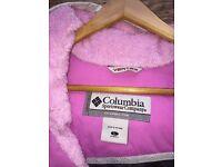 Ladies Columbia Ski Jacket