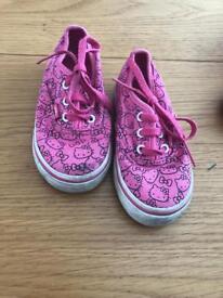 Hello Kitty Kids Vans