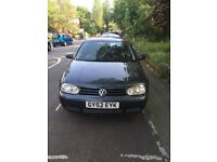 ,Great car , new MOT, VW GTI, 5 door , low mileage for the year . Selling because need 7 seater