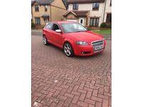 *** Audi A3 diesel sport 2006 1 years mot swap Px ***