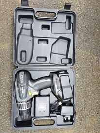 Challenge xtreme cordless drill driver