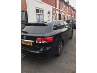 Toyota Avensis 2.2 D-CAT 2014 49,9100 Miles ONLY