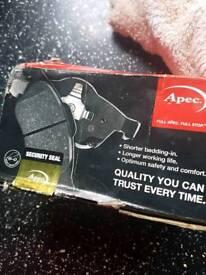 Apec brakes brand new