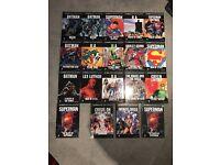 DC Comics Graphic Novel Collection Eaglemoss Hardbacks