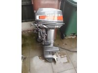 20hp mariner outboard engine