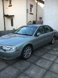 Volvo S80 D5 Saloon 2003 12 month M O T 122K Mileage Good smooth running car