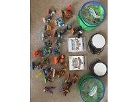 PS3 sky landers giants & swap force bundle