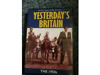 Yesterday's Britian The 1950's