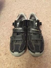 Specialized cycling shoes size 9