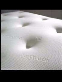 Brand new memory foam orthopaedic mattress