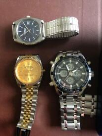 Collection of watches job lot or individual