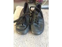 Starlight black jazz shows size 11