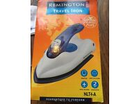 Remington travel iron