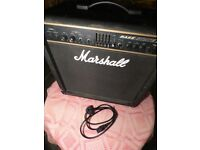 "MARSHALL B65 Bass-State Combo Amplifier 1 x 12"" 65w Speaker"