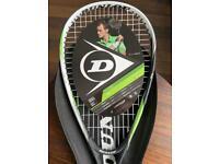 Dunlop Biotec Ti squash racket for beginners