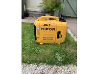 KIPOR kge sinemaster 2000 generator