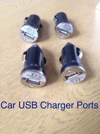 USB Car Charger Ports