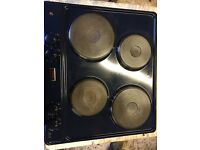 Stoves integrated hob