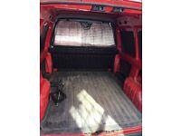 Peugeot partner 6 months mot clean little van