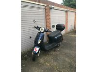 AJS Sorvio for sale - Nearly New