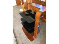 Hifi/sky box stand