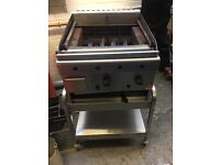 Archway Charcoal Grill 2 Burner Short 2BS with Stand (Natural Gas)