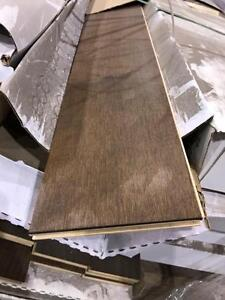 Plancher d'ingénierie seulement 1.50$/pc