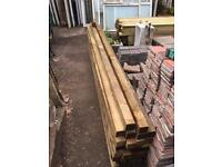 Tantalised posts for sale